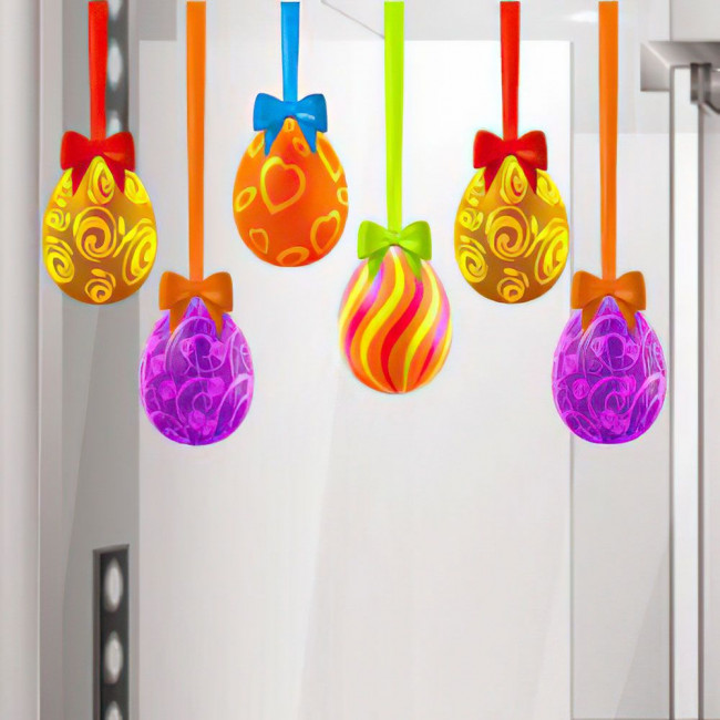 Wall sticker Easter  eggs