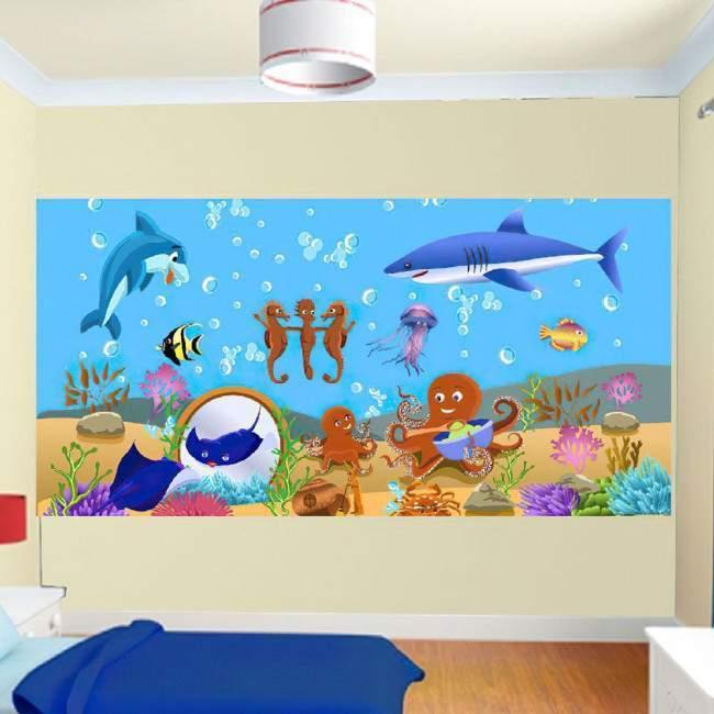 Wallpaper Sea bottom