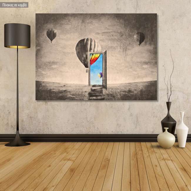 Canvas print Escape fantasy