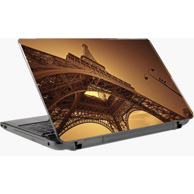 Eiffel tower Laptop skin