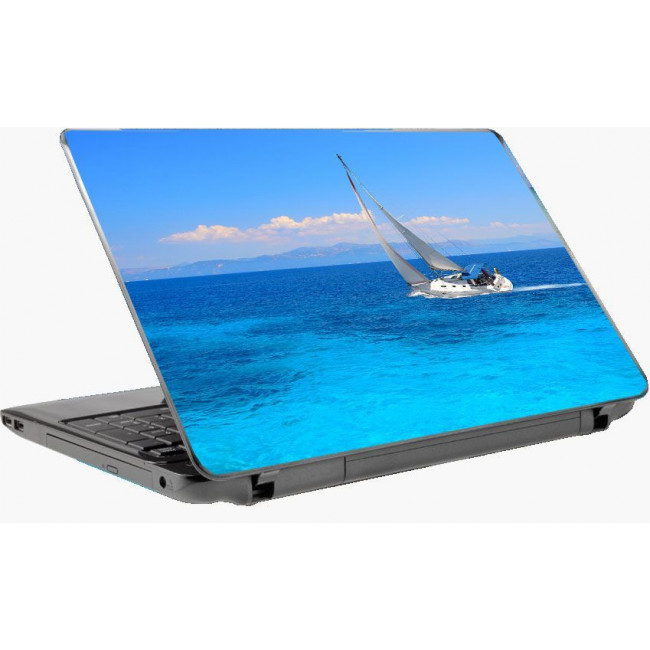 Sailing Laptop skin