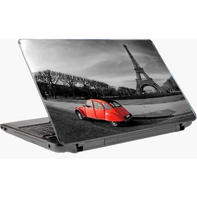 DCV @ Eiffell αυτοκόλλητο laptop