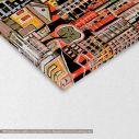 Canvas print Urban landscape, Cityscape, detail