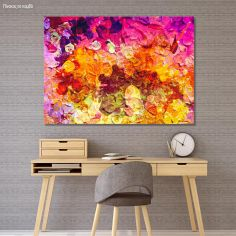Canvas print Abstract selection XC
