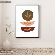 Natura modern abstract IV, Poster