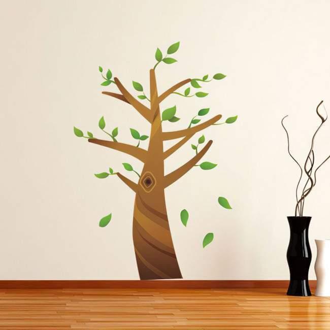 Αυτοκόλλητο τοίχου Δέντρο ελιά, Olive tree