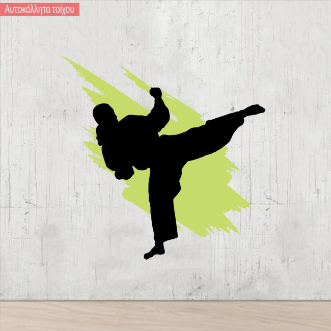 Wall stickers Martial arts collection 3