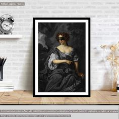 The countess of Dorchester, reart (original Lely P) Poster