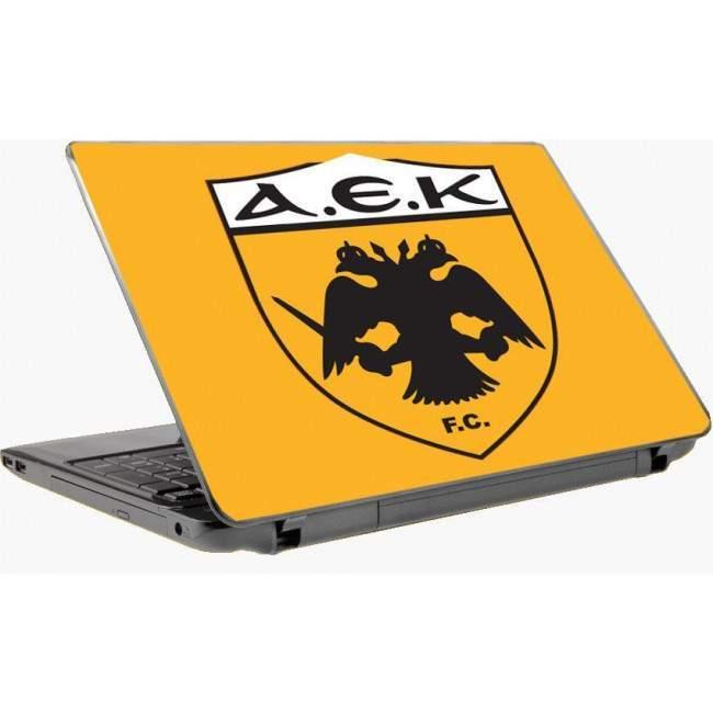 ΑΕΚ αυτοκόλλητο laptop