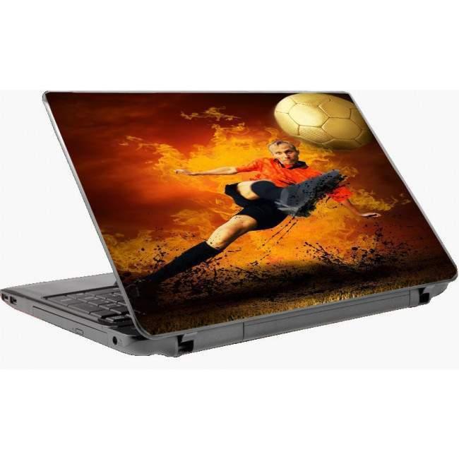 Golden ball αυτοκόλλητο laptop