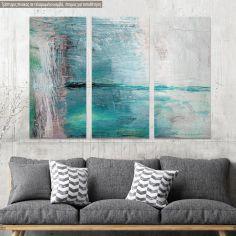 Canvas print Horizon, 3 panels