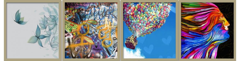 Art pictures σε ταπετσαρίες τοίχου, πόστερ - αφίσες