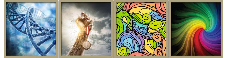 Ψηφιακή τέχνη σε ταπετσαρίες τοίχου, πόστερ - αφίσες