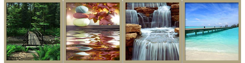 Nature, landscapes