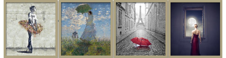 Κάθετοι πίνακες σε καμβά κορυφαίας ποιότητας και οικονομικες τιμές