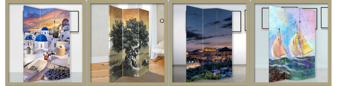 Room Dividers, Greece