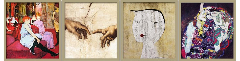 Αναπαραγωγές αντίγραφα διάσημων έργων ζωγραφικής,πίνακες σε καμβά