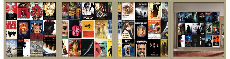 Ταινίες, ταπετσαρίες τοίχου,φωτογραφικές ταπετσαρίες,αυτοκόλλητες