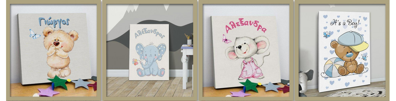 Baby drawings