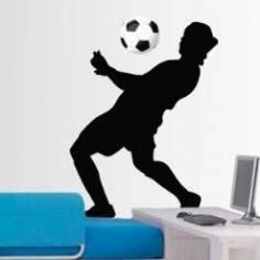 Ποδοσφαιριστής I, αυτοκόλλητο τοίχου