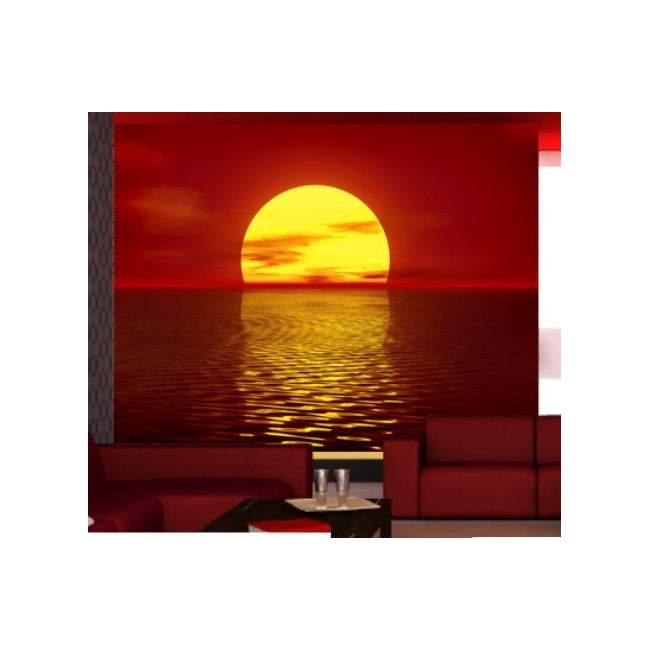 Ηλιοβασίλεμα ,Φωτογραφική ταπετσαρία