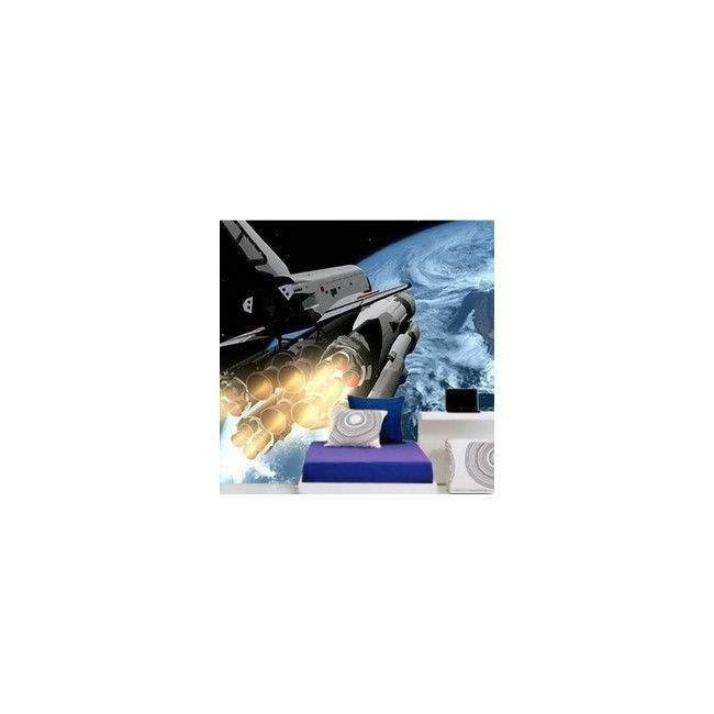 Διαστημικό Λεωφορείο |Φωτογραφική ταπετσαρία