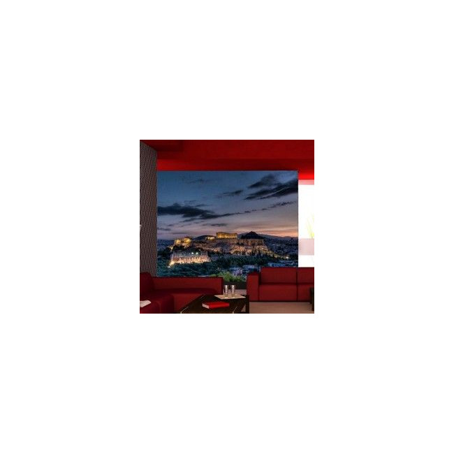 Ακρόπολη, Φωτογραφική ταπετσαρία