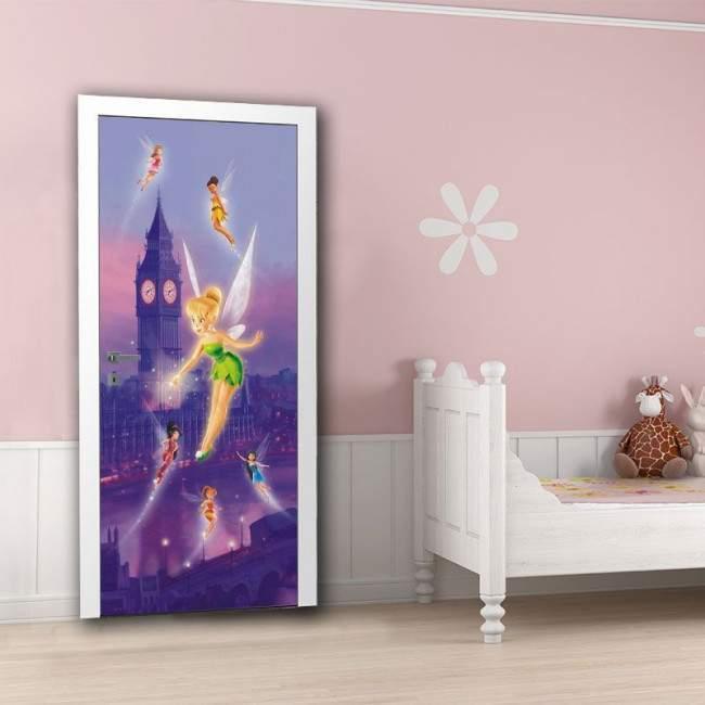 Πριγκίπισσα Disney, αυτοκόλλητο πόρτας , ντουλάπας , τοίχου