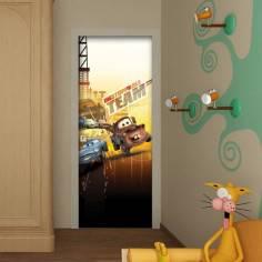 Η αχτύπητη ομάδα του κεραυνού Μακ κουίν, ταπετσαρία πόρτας , ντουλάπας , τοίχου
