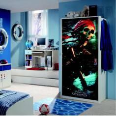 Πειρατές της Καραϊβικής, ταπετσαρία πόρτας , ντουλάπας , τοίχου