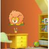 Αστείο Λιοντάρι   Αυτοκόλλητο τοίχου