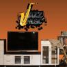 Jazz! αυτοκόλλητο τοίχου