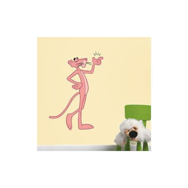 Ροζ Πάνθηρας 3 , αυτοκόλλητο τοίχου