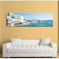 Mykonos view, πίνακας σε καμβά