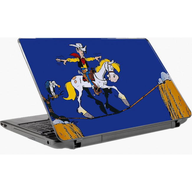 Lucky Look,αυτοκόλλητο laptop