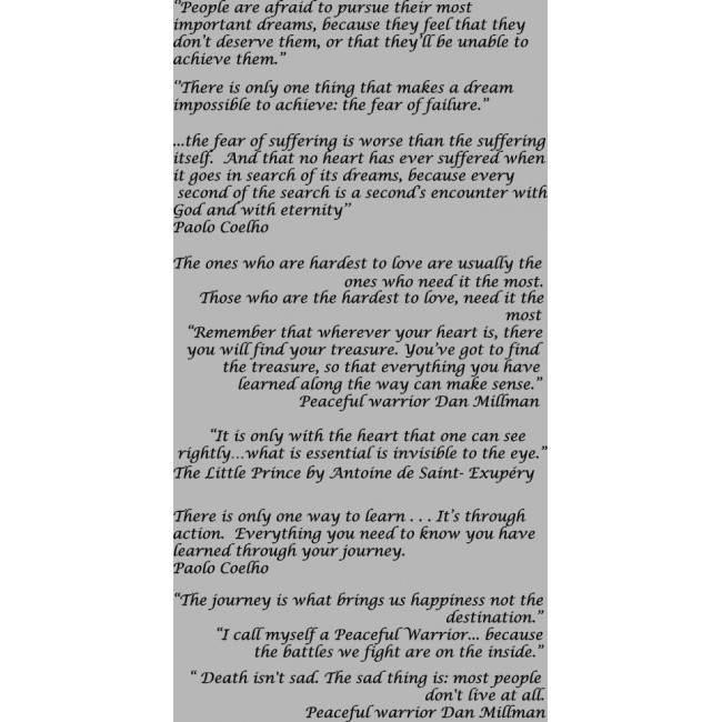Διασημες φράσεις., αυτοκόλλητο τοίχου