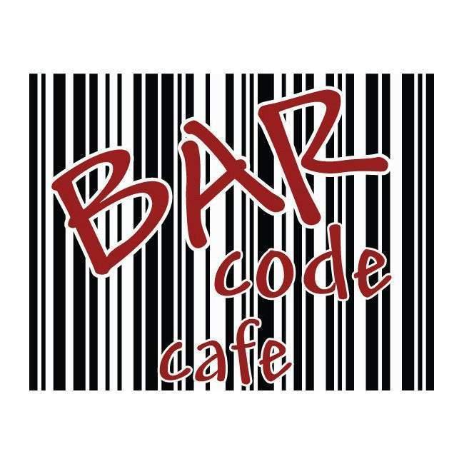 Bar code cafe, αυτοκόλλητα