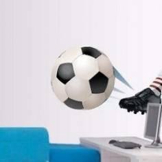 Αυτοκόλλητο τοίχου, Ποδόσφαιρο