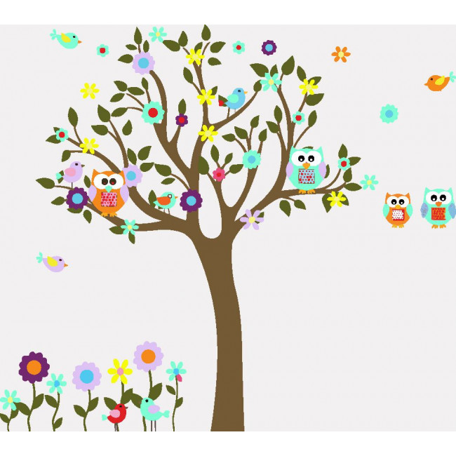 Happy Owls , εναλλακτικά χρώματα 2