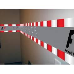 Μπορντούρα, αυτοκόλλητο τοίχου, Formula 1