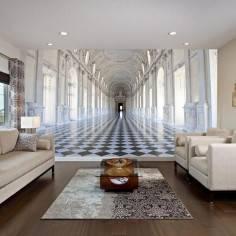 Royal Palace: Galleria di Diana, ταπετσαρία τοίχου φωτογραφική