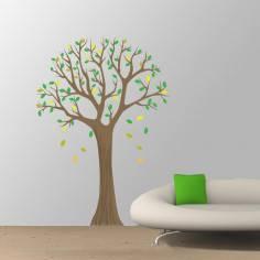 Lime tree 2, αυτοκόλλητο τοίχου