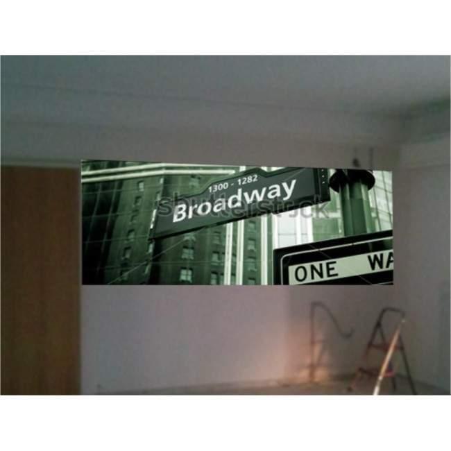 Broadway , αυτοκόλλητη φωτογραφική ταπετσαρία