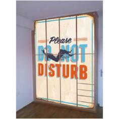 Ντουλάπα, do not disturb , 198 X 257