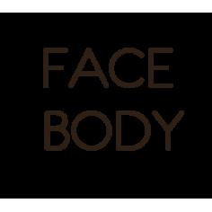 Face , Body , αυτοκόλλητα τοίχου ειδικα παραγγελία