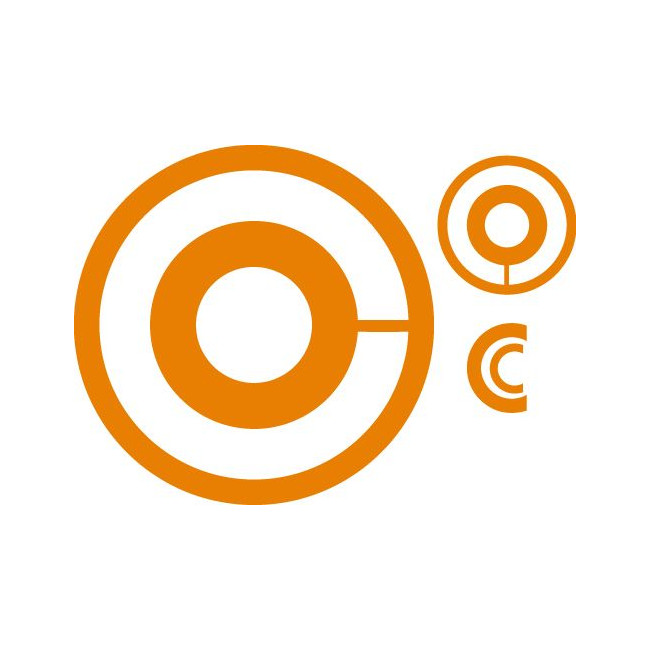 Orange cycles , αυτοκόλλητο τοίχου