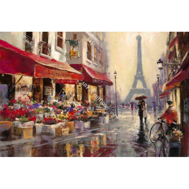 April in Paris , Brent Heighton