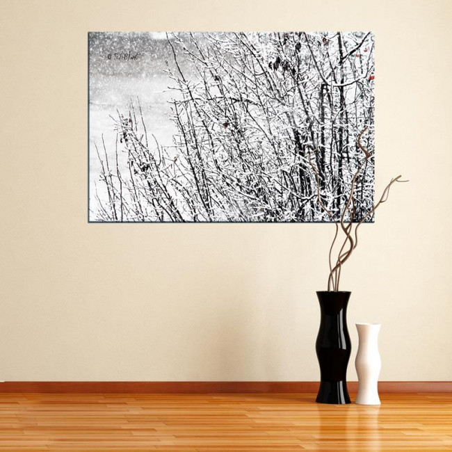Winter , Customer Photo , πίνακας σε καμβα