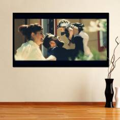 Πίνακας σε καμβά απο φωτογραφία πελάτη , Effect 35mm film