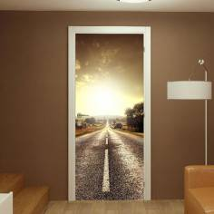 Endless, αυτοκόλλητο πόρτας